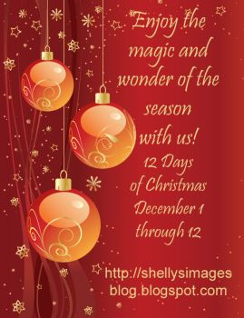 12 Days of </P> <P></P> <P><BR></P> <P>Christmas